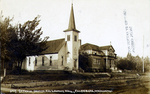 St. Andrews Catholic Church and Lourdes Hall
