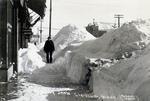 Snowfall in Cle Elum I