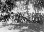 Fraternal organization gathering