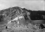 Ski Slopes, Hyak, Washington