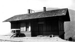 Railroad Track Watchman Station