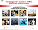 The Cooperative Extension System: An investment in America's future by United States Department of Agriculture