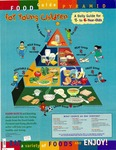 Food guide pyramid for young children: A daily guide for 2- to 6-year-olds