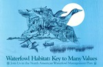Waterfowl Habitat: Key to Many Values