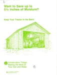 Want to Save Up to 5 1/2 Inches of Moisture? by United States Natural Resources Conservation Service