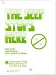 The Seep Stops Here! by United States Natural Resources Conservation Service