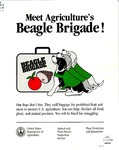Meet Agriculture's Beagle Brigade by United States Animal and Health Plant Inspection Service, Plant Protection and Quarantine Program