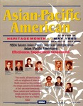 Asian-Pacific American Heritage Month, May 1992