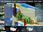 The Crowded Coast: Population Trends, 1970-2000 by United States National Ocean Service