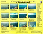 Sea State Photographs for Determining Wind Speed