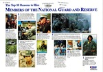The Top Ten Reasons to Hire Members of the Air National Guard and Reserve