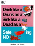 Safe Boating, No Alcohol by United States Army Corps of Engineers