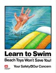 Learn to Swim--Beach Toys Won't Save You by United States Army Corps of Engineers