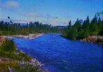 Cooper Pass, Start River Race 1961