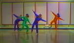 Orchesis, 1980 by Julie Kastien, Lynn Korsmoe, Jeff Palmer, Katy Reeves, Patty Webb, Margo Schmidt, Elaine Acosta, and Debbie Vail