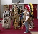 A Pow Wow In Nicholson Pavillion by Central Washington University