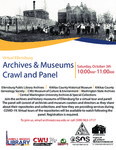 Virtual Ellensburg Archives & Museums Crawl and Panel by Central Washington University