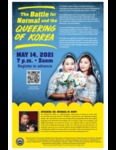 The Battle for Normal and the Queering of Korea By Dr. Michael Hurt 5-13-21