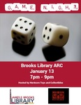Game Night at the Brooks Library January 2016 by Central Washington University