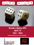 Game Night at the Brooks Library April 2016