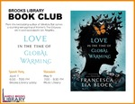 Book Club: Love in the Time of Global Warming
