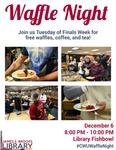 Waffle Night Fall 2016