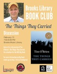 NEA Big Read: The Things They Carried Book Discussion
