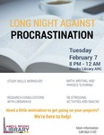 Long Night Against Procrastination: February 2017