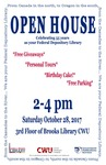 Open House: Federal Depository Library