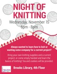 Night of Knitting