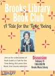 Book Club: A Tale for the Time Being: Discussion by Central Washington University
