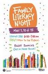 Family Literacy Night Spring 2018 by Central Washington University