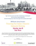 NEH: Preserving your family's treasures, Ellensburg by Central Washington University