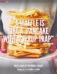 Waffle Night Fall 2018