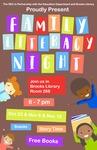 Family Literacy Night Fall 2018 by Central Washington University