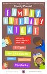 Family Literacy Night Winter 2019