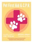 Pet First Aid and C.P.R.