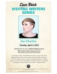 Lion Rock Visiting Writers Series: Jos Charles by Central Washington University and Jos Charles