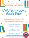 Curriculum Library Book Fair: October 2019