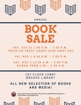 Friends of the Library Book Sale Fall 2019