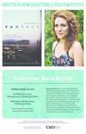 Lion Rock Visiting Writers Series: Taneum Bambrick