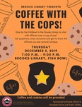 Coffee with the Cops 2019