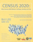 Census 2020: Why Census 2020 Matters: Suffrage, Identity and You