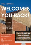 Welcome Back Fall 2020 by Central Washington University