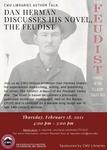 Author Talk: Daniel Herman Discusses His Novel, The Feudist by Central Washington University and Daniel J. Herman