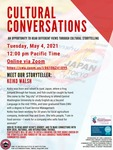Cultural Coversations May 2021