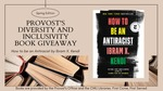 Provost's Diversity and Inclusivity Book Giveaway by Central Washington University