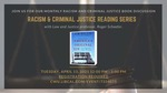 Racism and Criminal Justice Book Discussion: April 2021