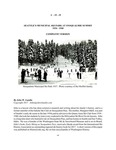 SEATTLE'S MUNICIPAL SKI PARK AT SNOQUALMIE SUMMIT 1934-1940 by John W. Lundin