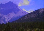 Canadian Rockies, Plain of Six Glaciers
